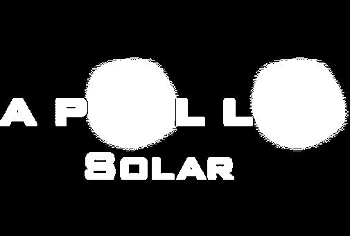Apollo Solar logo interest free card
