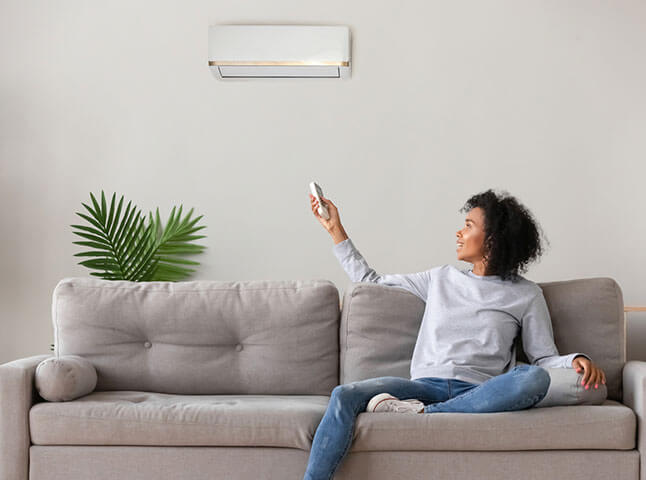 Air Conditioning & Heating interest free