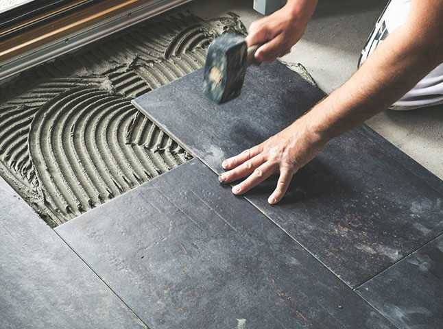 Flooring interest free