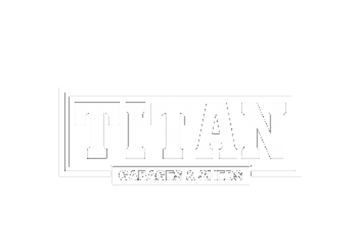 Titan Garages logo Interest Free Finance