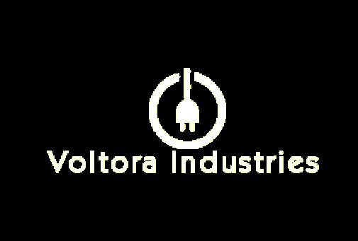 Voltora Industries logo, Get Up to 36 Months Interest Free