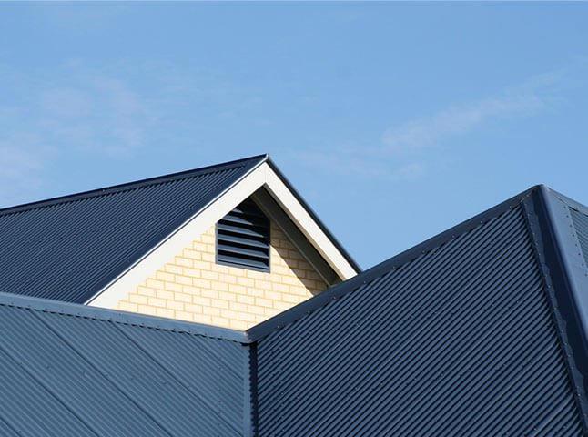 Roofing interest free