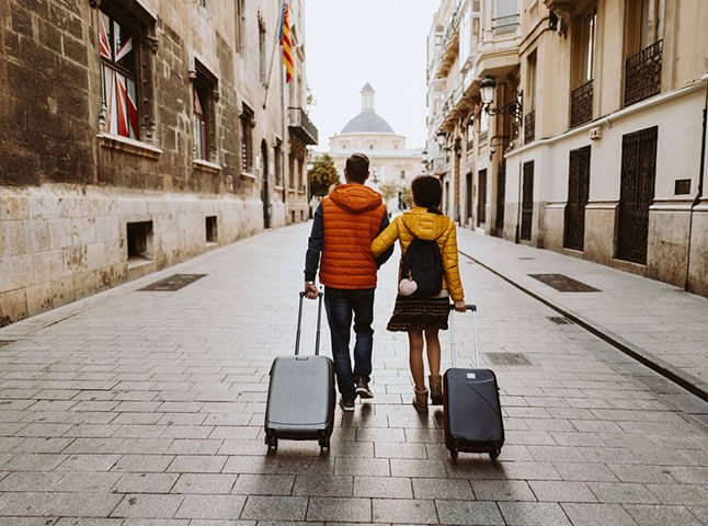Travel interest free