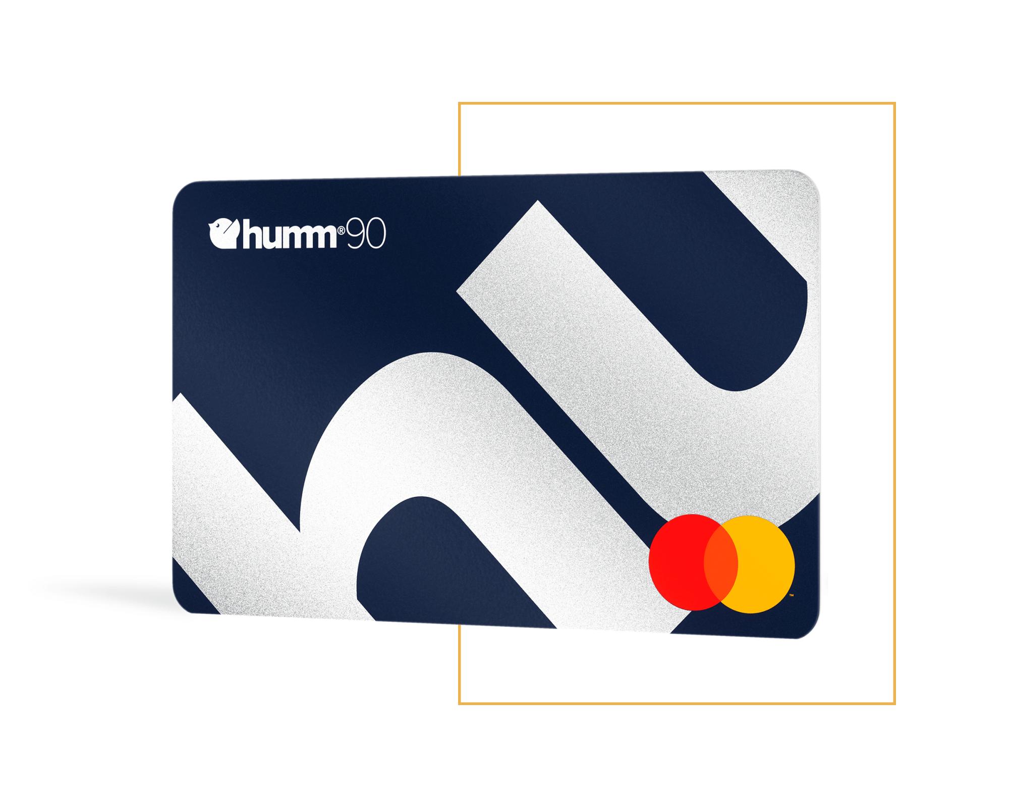 card humm90