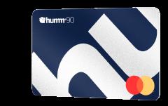 humm90 horizontal card