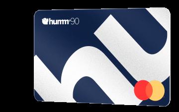 humm90 H90 horizontal card