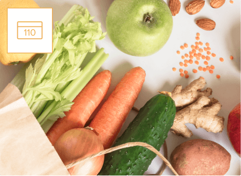 humm90 fruits and vegetables 110 day no interest